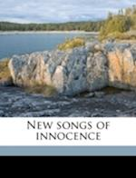 New Songs of Innocence af Janet Logie Robertson