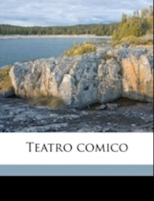 Teatro Comico af Vincenzo Roiti