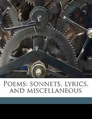 Poems af Edward Blackadder