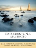 Essex County, N.J., Illustrated af Peter J. Leary