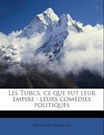 Les Turcs, Ce Que Fut Leur Empire af Bertrand Bareilles