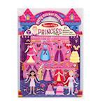 Puffy Sticker Play Set - Princess af Doug Llc