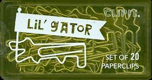 Lil Clips - Set of 20 - Gator af International Arrivals LLC