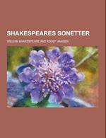 Shakespeares Sonetter af William Shakespeare