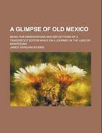 A Glimpse of Old Mexico; Being the Observations and Reflections of a Tenderfoot Editor While on a Journey in the Land of Montezuma af James Hepburn Wilkins