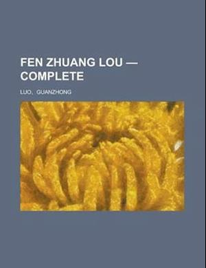 Fen Zhuang Lou - Complete af Guanzhong Luo