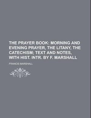 The Prayer Book af Francis Marshall
