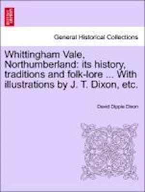 Whittingham Vale, Northumberland af David Dippie Dixon