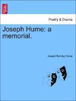 Joseph Hume af Joseph Burnley Hume