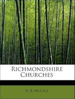Richmondshire Churches af H. B. McCall