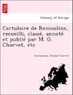 Cartulaire de Remoulins, Recueilli, Classe, Annote Et Publie Par M. G. Charvet, Etc af Gratien Charvet, Anonymous