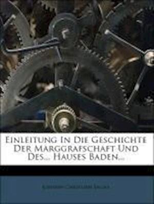 Einleitung in Die Geschichte Der Marggrafschaft, Funfter Theil af Johann Christian Sachs