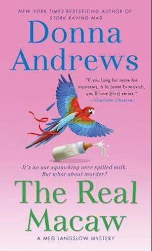 The Real Macaw af Donna Andrews