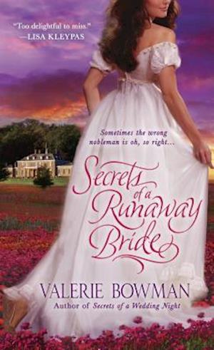 Secrets of a Runaway Bride af Valerie Bowman