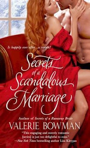 Secrets of a Scandalous Marriage af Valerie Bowman