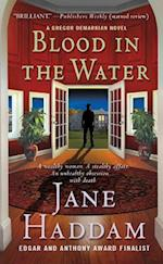 Blood in the Water af Jane Haddam