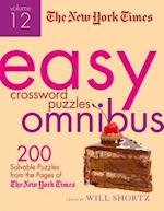 The New York Times Easy Crossword Puzzle Omnibus (nr. 12)