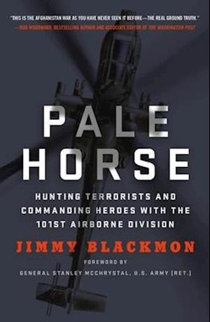 Bog, paperback Pale Horse af Jimmy Blackmon