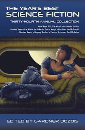 Bog, hardback The Year's Best Science Fiction af Gardner Dozois
