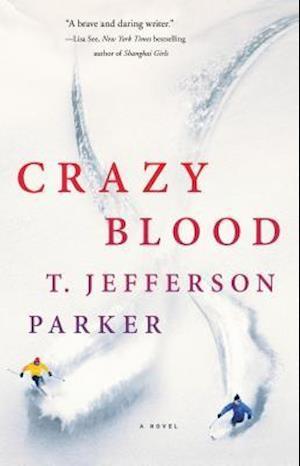 Bog, paperback Crazy Blood af T. Jefferson Parker