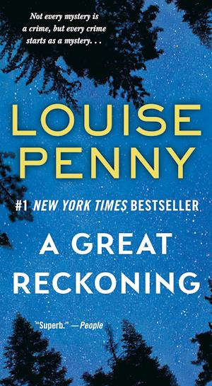 A Great Reckoning af Louise Penny