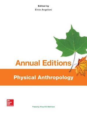 Bog, paperback Annual Editions Physical Anthropology af Elvio Angeloni
