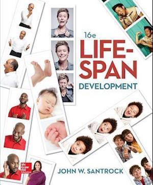 Bog, hardback Life-span Development af John Santrock