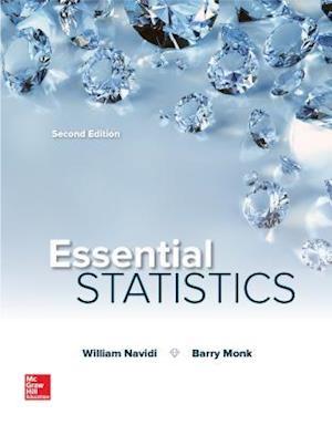 Bog, hardback Essential Statistics af William Navidi