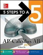 5 Steps to A 5 AP Calculus AB 2017 (5 Steps to a 5 AP Calculus AB/BC)