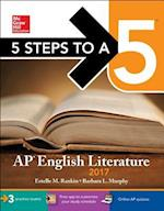 5 Steps to a 5 AP English Literature 2017 (5 Steps to a 5 Ap English Literature)