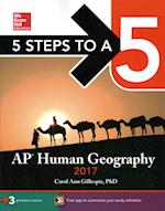 5 Steps to A 5 AP Human Geography  2017 (5 Steps to a 5 Ap Human Geography)