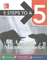5 Steps to A 5 AP Macroeconomics 2017 (5 Steps to a 5 Ap Microeconomics and Macroeconomics)