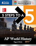 5 Steps to a 5 AP World History 2017 (5 Steps To A 5)