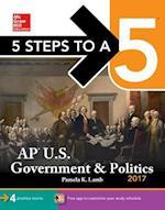 5 Steps to a 5 AP U.S. Government & Politics 2017 (5 Steps to a 5 Ap U.s. Government and Politics)