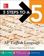 5 Steps to a 5 AP English Language 2017 (5 Steps to a 5 on the Ap English Language Exam)