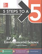 5 Steps to A 5 AP Environmental Science 2017 (5 Steps to a 5 Ap Environmental Science)