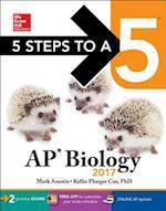 5 Steps to a 5 AP Biology 2017 (5 Steps to a 5 Ap Biology)