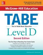 Mcgraw-Hill Education TABE Level D