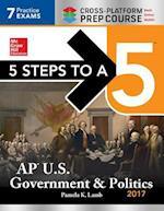5 Steps to a 5 AP U.S. Government & Politics 2017 (5 Steps To A 5)