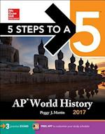 5 Steps to a 5 AP World History 2017 (5 Steps to a 5 Ap World History)
