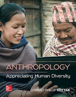Bog, paperback Anthropology af Conrad Kottak
