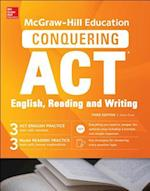 McGraw-Hill Education's Conquering Act English, Reading, and Writing