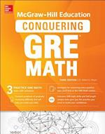 McGraw-Hill Education Conquering the New GRE Math (Mcgraw hill Education)