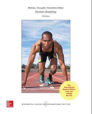 Bog, paperback Ise Human Anatomy af McKinley