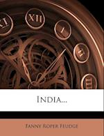 India... af Fanny Roper Feudge