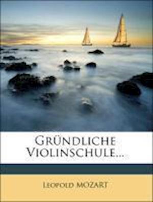 Grundliche Violinschule, Dritte Auflage af Leopold Mozart