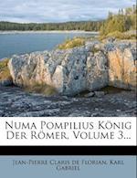 Numa Pompilius Konig Der Romer, Volume 3... af Karl Gabriel