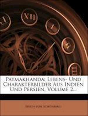Patmakhanda af Erich Von Schonberg, Erich Von Sch Nberg