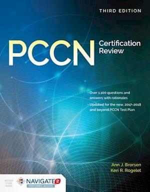 Bog, paperback Pccn Certification Review + Preferred Access af Ann J. Brorsen