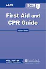 First Aid and CPR Guide